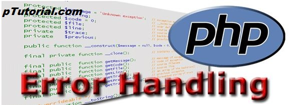 php exception handling